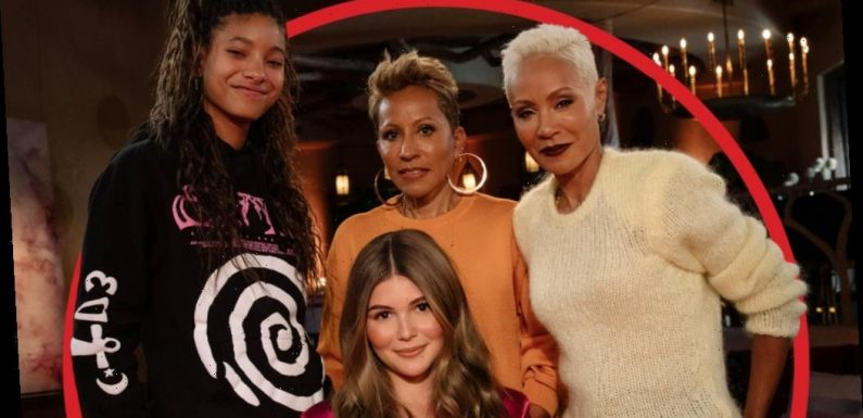 """Olivia Jade Giannulli Opens Up About College Admissions Scandal On 'Red Table Talk', Addresses Her Privilege: """"What Happened Was Wrong"""""""