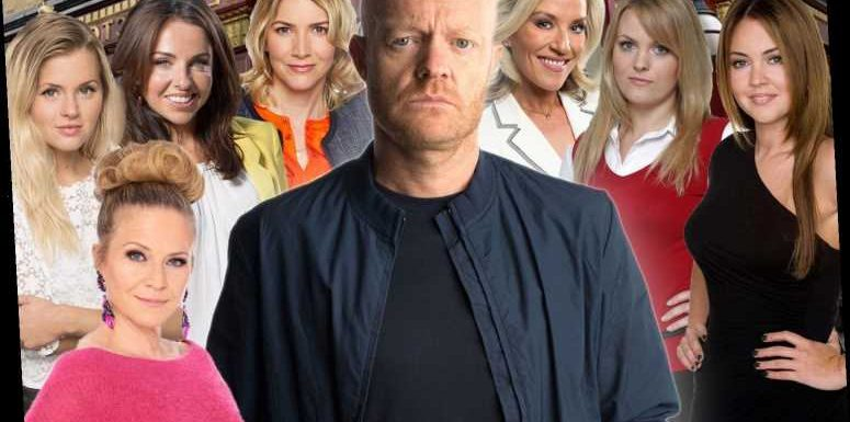 EastEnders' Max Branning has now had sex with 15 women on the soap after bedding Linda Carter – can you name them all? – The Sun