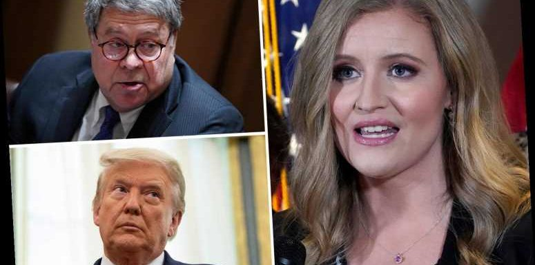 Trump lawyer calls for Bill Barr to be 'investigated' as speculation mounts president may FIRE AG