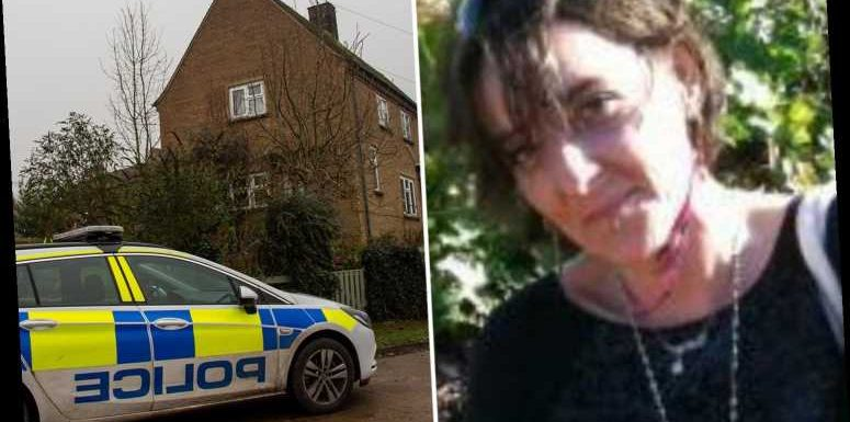 Woman in 40s found dead in leafy village as man is arrested for manslaughter