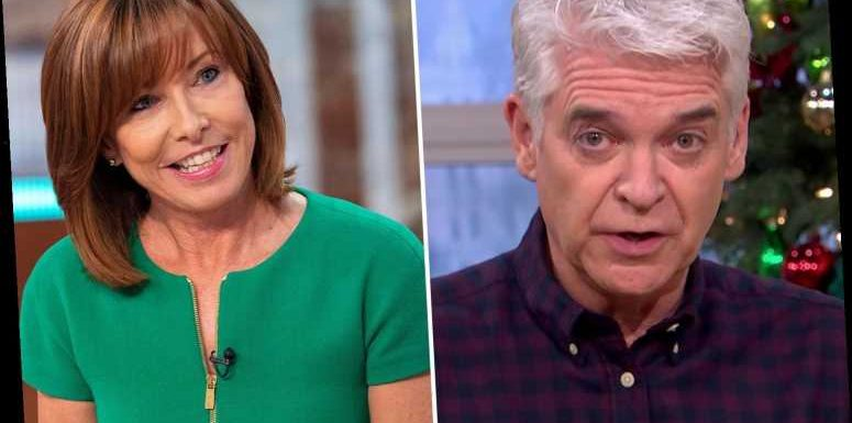 This Morning's Phillip Schofield takes sly swipe at Kay Burley during phone-in on coronavirus rule-breakers