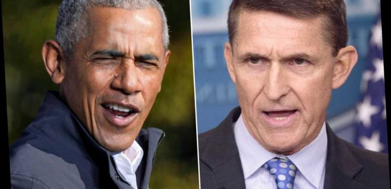 Mike Flynn says he 'put the fear of god' into Obama