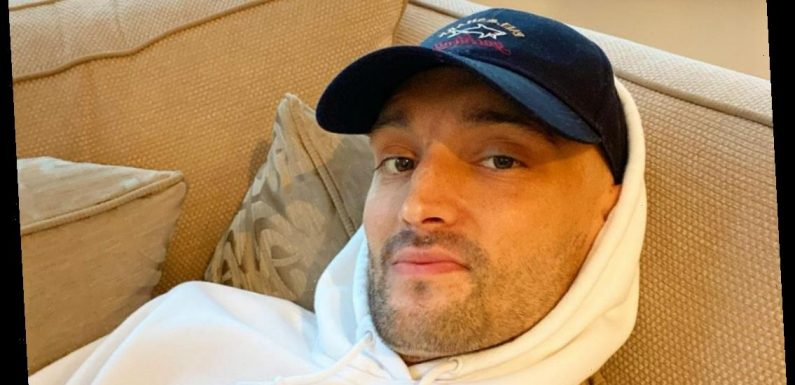 Tom Parker Is Not '100 Percent' but Getting There 'Day by Day' After Brain Cancer Diagnosis