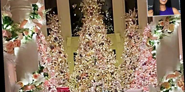 Cardi B Says Her Christmas Decorations Feel Like a 'Dream': 'I Can't Believe This Is My Home'