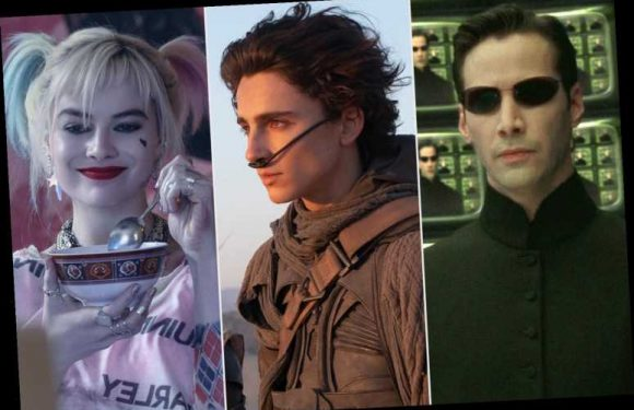 Every Warner Bros. 2021 Movie — Including Matrix 4, Dune, Suicide Squad 2 — to Debut on HBO Max and in Theaters