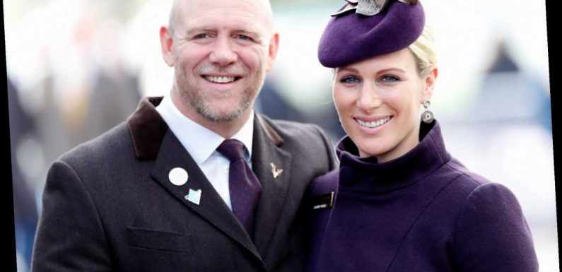 Zara Tindall Is Pregnant with Her Third Child! And Husband Mike Says He's Hoping for a Boy