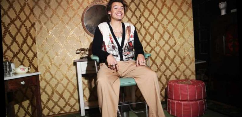 Harry Styles Has The Perfect Response For Critics In Newest Instagram Post
