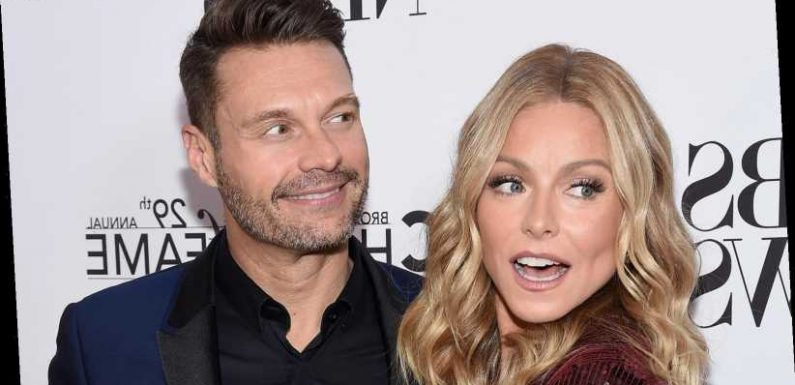 Kelly Ripa's new co-host on Live is raising eyebrows