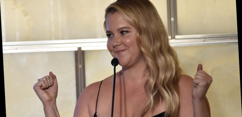 Amy Schumer Weighs In On Hilaria Baldwin's Accent Controversy
