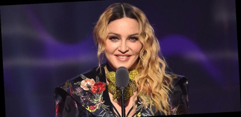 Madonna Shows Off Her Post Hip Surgery Scar in Selfie Pics