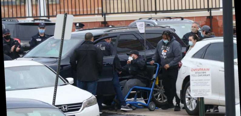 US Marshal released from hospital after Bronx gun battle