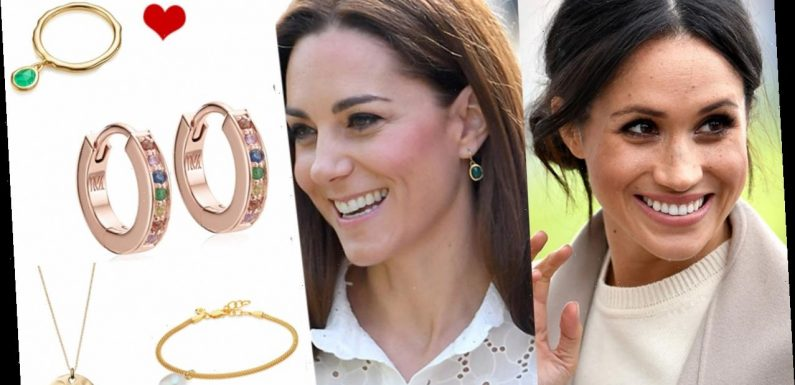 7 jewellery gift ideas we bet will be top of Kate Middleton & Meghan Markle's Christmas list