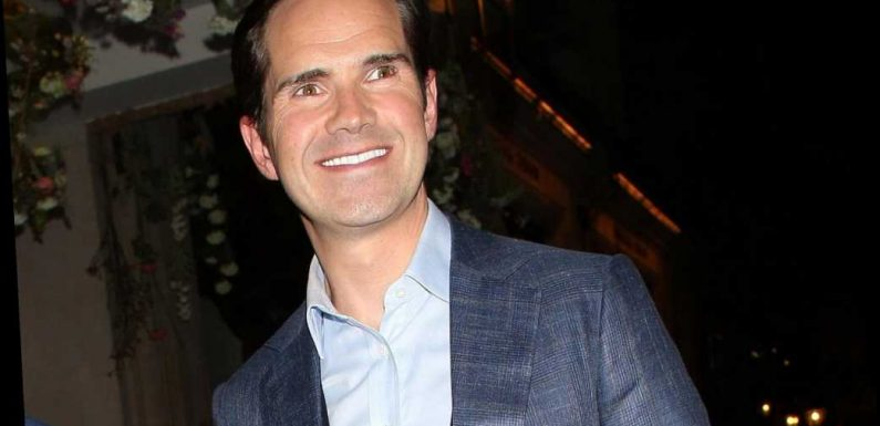 What is Jimmy Carr's net worth and when is the 8 Out of 10 Cats Does Countdown host's 2019 tour?
