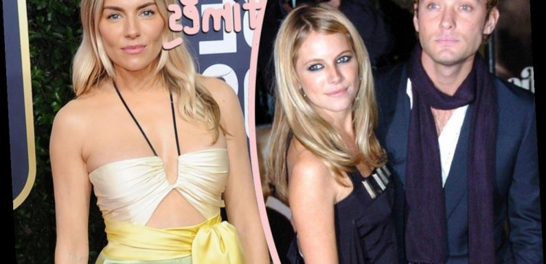 Sienna Miller Says She Doesn't Remember 6 Weeks Of Her Life Due To 'Shock' Of Jude Law's Infamous Nanny Cheating Scandal!