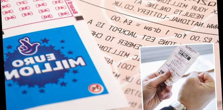 EuroMillions £175m bumper jackpot could make you UK's biggest ever winner and it MUST be won tonight