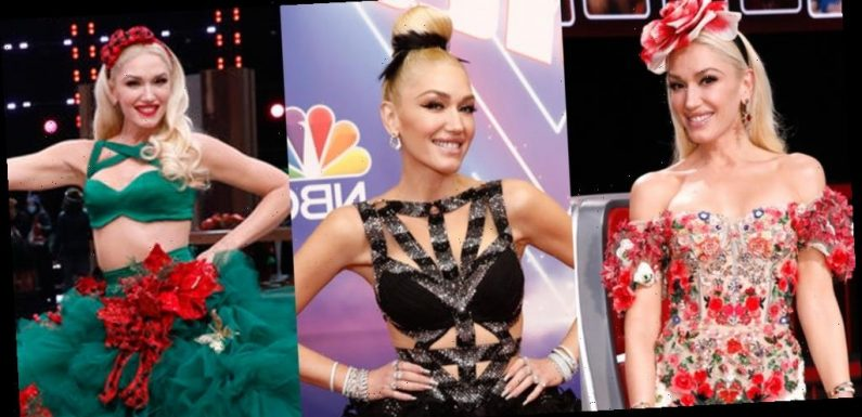 Gwen Stefani Wore Three Cool Outfits for 'The Voice' Live Finale – See Them All!