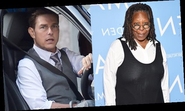 Whoopi Goldberg Defends Tom Cruise On 'The View' After On-Set Rant: 'I Curse People Out All The Time'