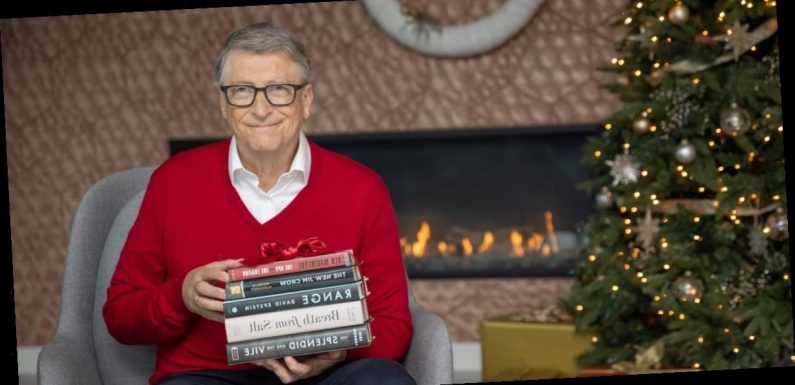 Bill Gates reveals his 5 favorite books of 2020