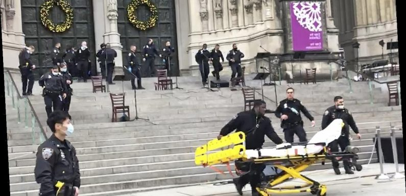 NYC cathedral gunman reportedly identified as Bronx man with alleged history of attempted murder