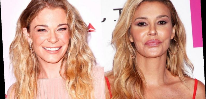 Brandi Glanville Denies Shading LeAnn Rimes With Tweets During 'The Masked Singer'