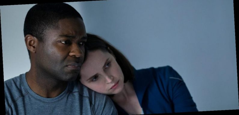 David Oyelowo explains George Clooney's decision not to hide Felicity Jones' pregnancy in 'The Midnight Sky'
