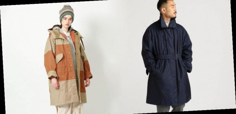 BEAMS Recruits Engineered Garments for Refined Militaria Patchwork