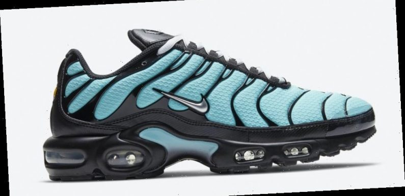 "Nike Air Max Plus' New Teal Colorway Gives Off ""Tiffany"" Vibes"