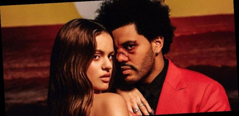 The Weeknd and Rosalía Connect For New 'Blinding Lights' Remix