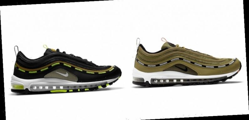Another Batch of UNDEFEATED x Nike Air Max 97 Collaborations Is on the Way