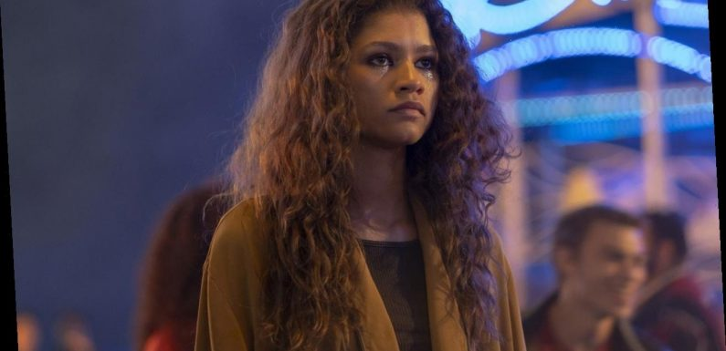 'Euphoria': Twitter Can't Get Enough of This Zendaya Moment in Trailer