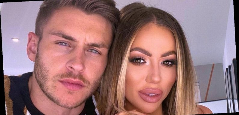 Holly Hagan shares wedding plans and reveals how fiancé Jacob Blyth helped her overcome eating disorder