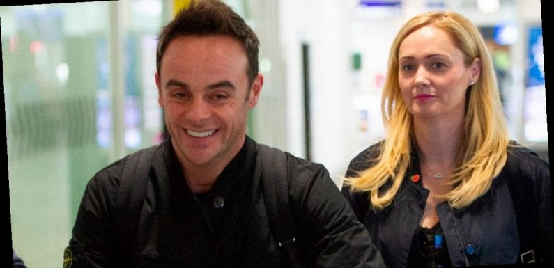 Ant McPartlin 'engaged to Anne-Marie Corbett after Christmas proposal'