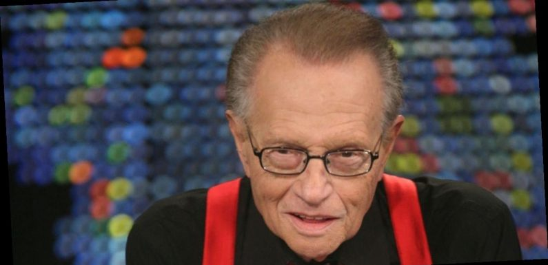 Talk show legend Larry King 'hospitalised after contracting coronavirus'