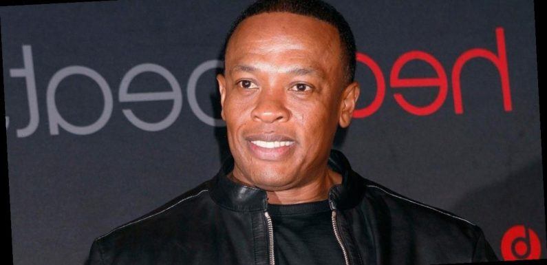 Dr Dre 'hospitalised in intensive care after suffering brain aneurysm in LA'