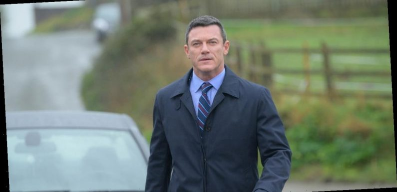 Pembrokeshire Murders star Luke Evans says 'love is complex' amid break-up