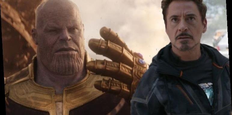 Avengers Endgame foreshadowed Tony Stark's death in the first scene