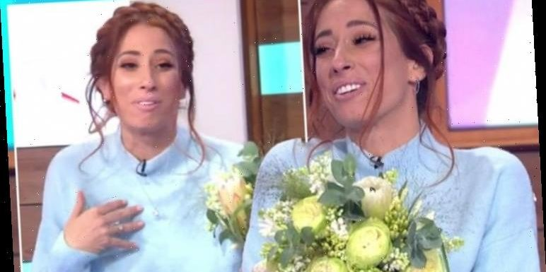 Stacey Solomon details how she almost derailed Joe Swash proposal: 'You can't do that!'