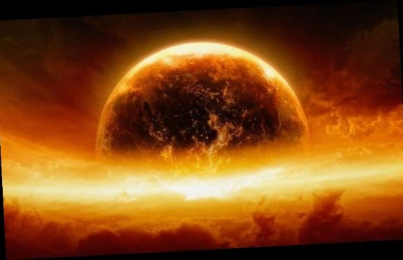 End of the world: NASA scientist tipped 'Miami Beach of space' to save humanity