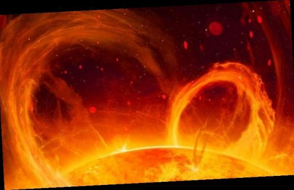 Solar flares: Study finds activity 'might not preclude existence of life'