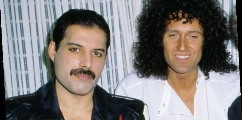 Freddie Mercury: Brian May shares 'magic' pics with Queen bandmate that 'make me smile'