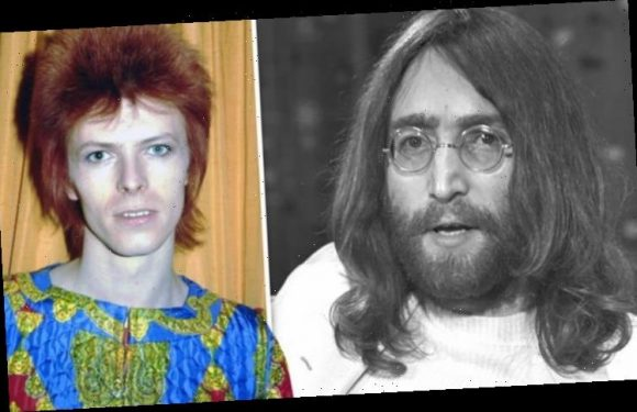 The Beatles: John Lennon 'terrified' David Bowie when they first met