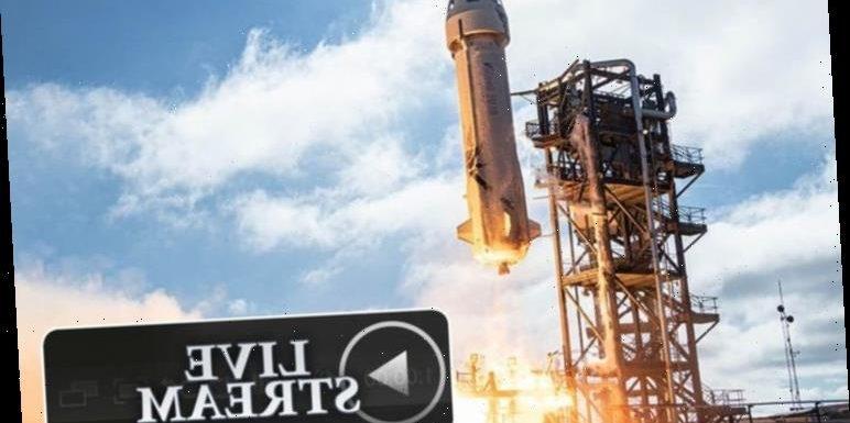 Blue Origin launch LIVE stream: Watch Jeff Bezos launch his New Shepard space capsule