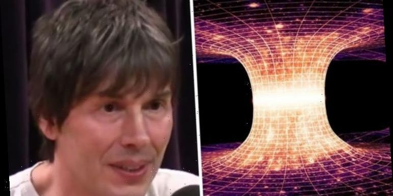 Brian Cox exposed how wormholes 'can't work' in major blow to time travel bid