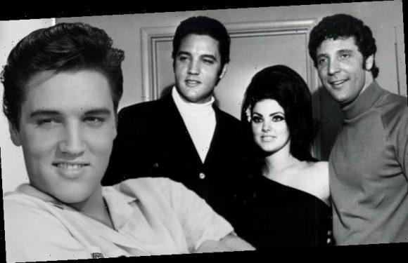 Elvis Presley Tom Jones: Did Elvis Presley sing With These Hands?