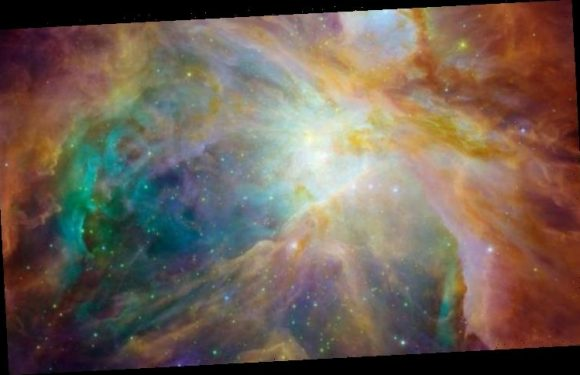 NASA's Hubble Space Telescope reveals 'chaos' at the heart of Orion Nebula
