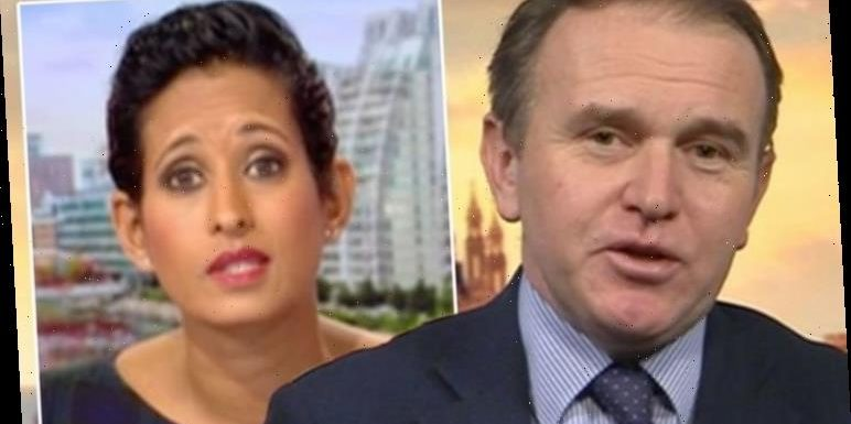Naga Munchetty sparks fury with BBC viewers after 'confrontational' Eustice row 'Give up'