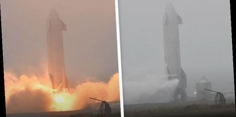 SpaceX Starship launch: SN9 edges closer to Monday launch after latest static fire test