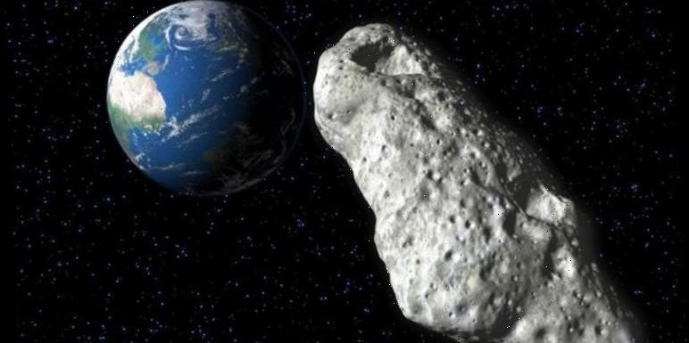 Asteroid travelling at more than 59,000 kilometres an hour set to whizz by Earth