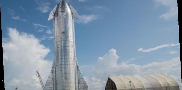 SpaceX Starship launch live stream: Watch as Elon Musk's firm attempts lift-off for SN9