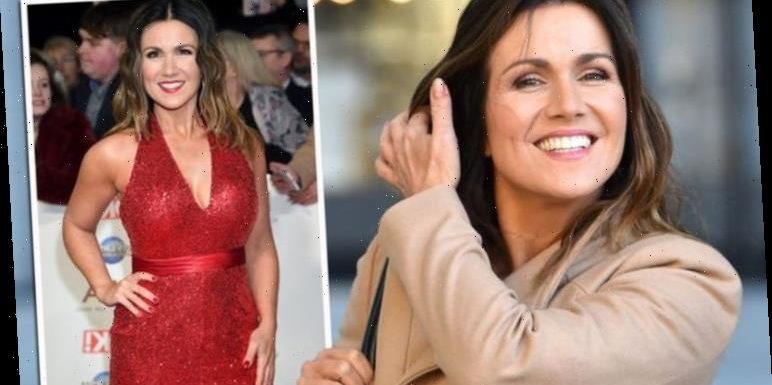 Susanna Reid speaks candidly on son at university 'He still wants to feel that connection'